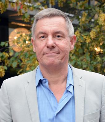 Lars Annerberg, Sveriges Bussföretag, har varit projektledare för arbetet med Buss 2014 som nu också finns på engelska. Foto: Ulo Maasing.