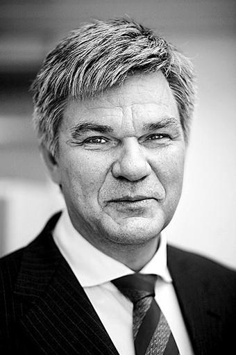 Samtrafikens styrelseordförande Peter Örn visste inget. Foto: Samtrafiken.