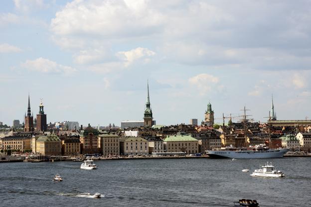 Oktober blev ännu en rekordmånad för Stockholmsturismen. Foto: Ulo Maasing.