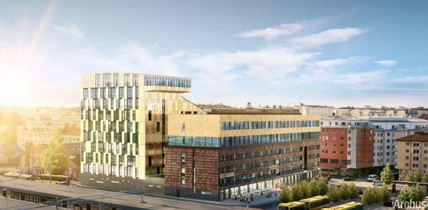Elit Hotels öppnar nytt i Uppsala.