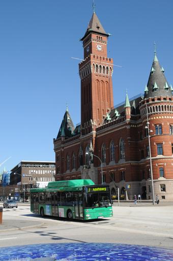 Helsingborg har felaktigt fått betala 12 miljoner till Skånetrafiken för seniorernas bussresor. Foto: Ulo Maasing.