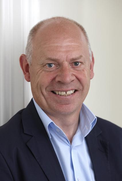 Västtrafiks trafikchef Mikael Olsson. Foto: Thelma Harrysson.