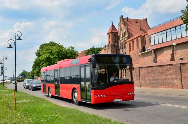 Solaris har fått en order på 70 Urbino 12 låggolvsbussar till Rumänien. Foto: Solaris.