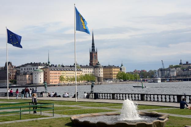 Turismen till Stockholm fortsätter att öka. Foto: Ulo Maasing.