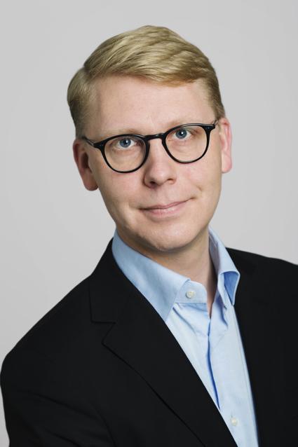 Kristoffer Tamssons(M), trafiklandstingsråd i Stockholms läns landsting: Regeringen delar ut tummetottpengar. Foto: Anna Molander.