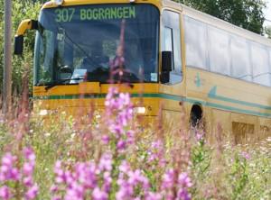 Nu är det definitivt klart att Nobina får köra busslinjetrafiken i Värmland. Foto: Värmlandstrafik.