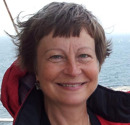 Yvonne Blombäck, tidigare tung MP-politiker, ska hjälpa bussföretagen i deras politiska och opinionsbildande arbete. Foto: Privat.