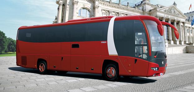 Kinesiska Yutong producerade i fjol nästan 60 000 bussar. Därmed är företaget världens största busstillverkare. Bild: Yutong.