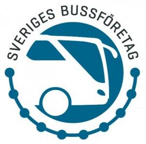 Så ser Sveriges Bussföretags nya logotyp ut.