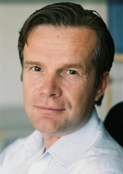 Caj Luoma, chef för utbildning och arbetsmarknad på Sveriges Bussföretag och TransportGruppen. Foto: Anna Strataki.