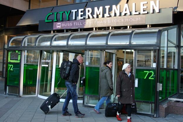 CJernhusen, som bland annat äger Cityterminalen, ökade sin vinst kraftigt under förra året. Foto: Ulo Maasing.