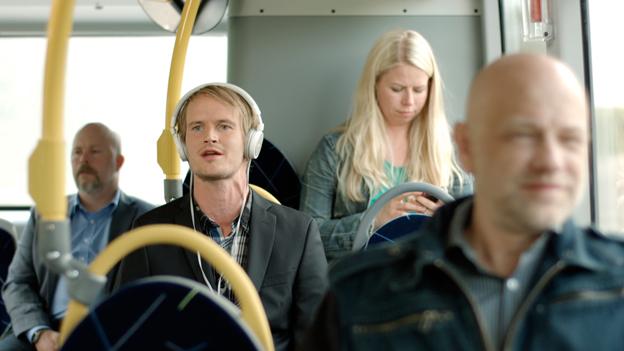 Ur filmen Going to Ö-vik.