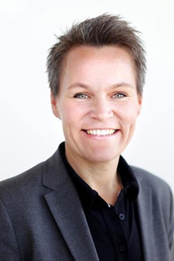 Margareta Friman, forskare med kollektivtrafik som specialitet, får stort Volvostipendium. Foto: Karlstads Universitet.