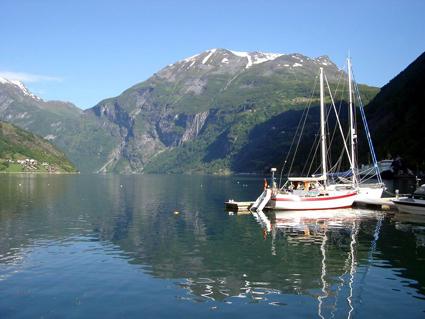 Geirangerfjorden. Foto: Hesse 1309/Wikimedia Commons.