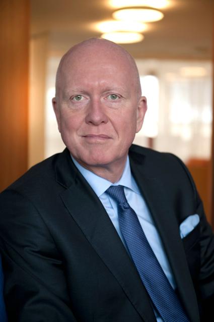 Peter Jeppsson, vd för Sveriges Bussföretag och TransportGruppen. Foto: Paul Quant.