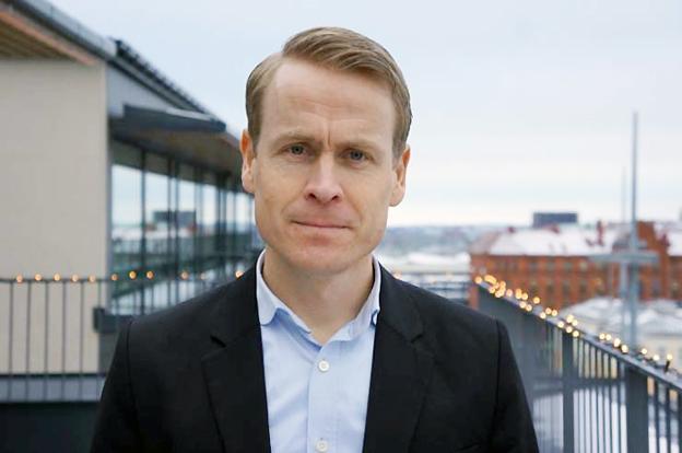Linus Eriksson blir ny chef för Skånetrafiken.