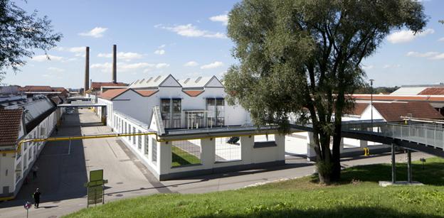 MAN:s buss- och lastbilsfabrik i Steyr, Österrike. Foto: MAN.