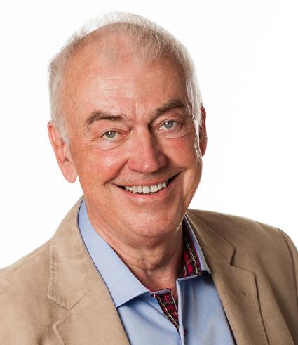 Hogias vd och grundare Bert-Inge Hogsved kan blicka tillbaka på ytterligare ett framgångsrikt år. Foto: Hogia.
