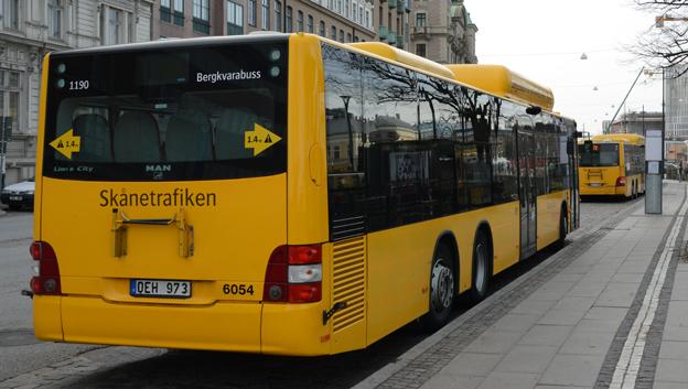 Betallösningarna i fem sydsvenska regioner bygger på system från Cubic. Nu går utvecklingen rasande fort. MasterCard och Cubic har ingått partnerskap för att åstadkomma nya lösningar för kollektivtrafiken. Foto: Ulo Maasing.
