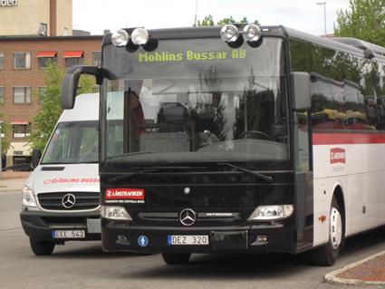 Att kollektivtrafiken i Jämtland har blivit dyrare att upphandla beror inte på bussföretagen, skriver två företrädare för bussbranschen. Foto: Ulo Maasing.