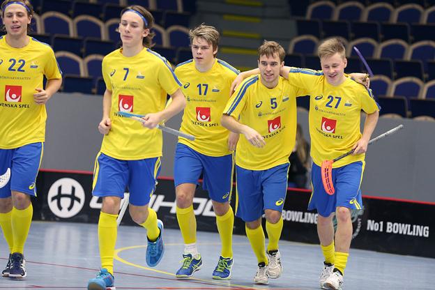 Sohlberg Buss blir busspartner till U19-VM i innebandy. Foto: Per Wiklund.