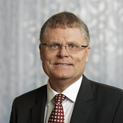 Johan Haeggman är ny finansdirektör hos Scania. Foto: Scania.