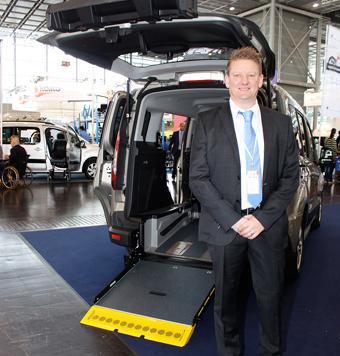 Ricko Hedelund är vd för Mobility Networks nyetablerade nordiska verksamhet.