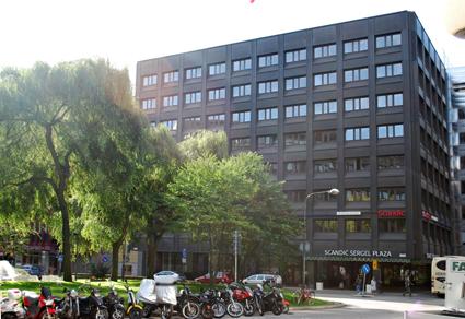 Scandic Sergel Plaza görs om till cityresort. Foto:I99pema/Wikimedia Commons.
