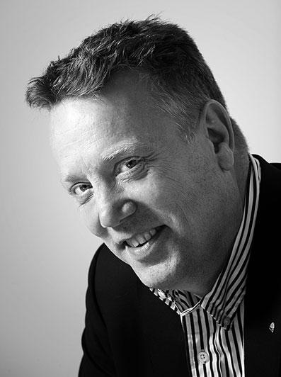 Ted Stridsberg, operativ chef vid VDL Bus&Coach Nordic. Foto: Keolis Sverige.