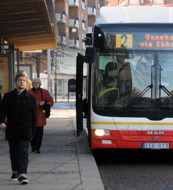 Ungdomskortet i Jönköpings län har blivit en stor framgång. Foto: Ulo MAasing.