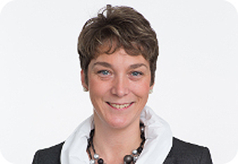 Annika Brune, ny kontaktperson för resebranschen på Tyska Turistbyrån.