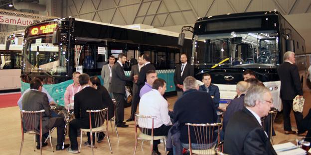 Förra gången Busworld Turkey hölls var 2014. Foto: Busworld.