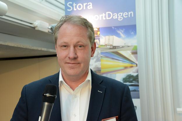 Henrik Dagnäs, marknadsdirektör, Nobina Sverige. Foto: Ulo Maasing.