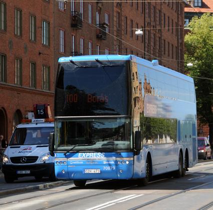 Det skulle bli snabbare men blev segare på linje 100 mellan Göteborg och Borås. Foto: Ulo Maasing.
