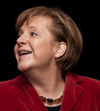 Tysklands förbundskansler Angela Merkel. Foto: Christoph Braujn via Wikimedia Commons.