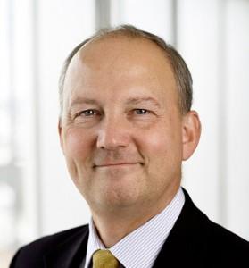 Nobinas koncernchef Ragnar Norbäck kan se tillbaka på ett bättre verksamhetsår. Foto: Nobina.