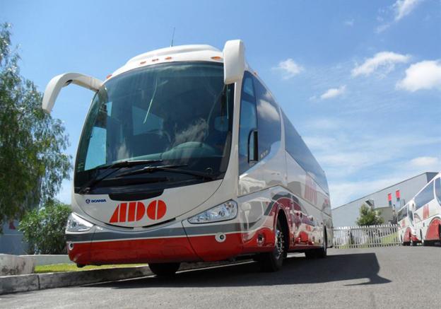 Scania har fått en order på 138 bussar från mexikanska ADO Group. Foto: Scania.