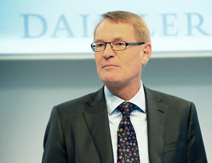 Hartmut Schick, koncernchef, Daimler Buses. Foto: Ulo Maasing.
