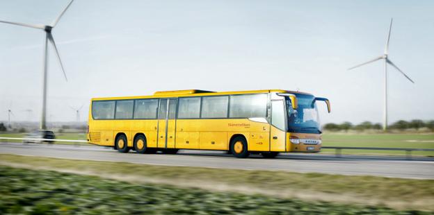 Nerlagda bussar kommer igen i Skåne. Foto: Kasper Dudzik.