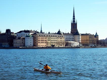 Turismen till Stockholm ökade kraftigt under årets första månader. Foto: Ulo Maasing.