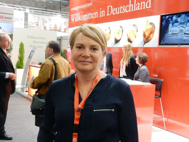 Rese-Konsulternas Suzanne Frendberg tillhör stammisarna på GTM.