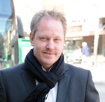 Nobina Sveriges marknadschef Henrik Dagnäs är ett av fyra nya namn i Samtrafikens styrelse. Foto: Ulo Maasing.
