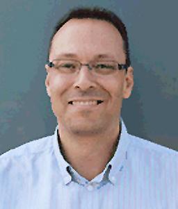 Johan Green, ny försäljningschef hos Solaris Sverige.