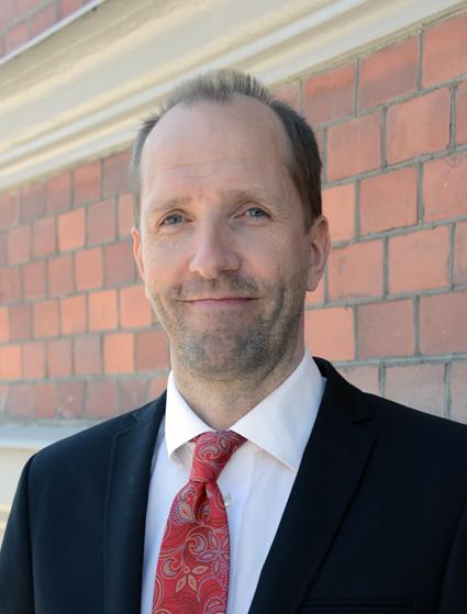 Hybricons vd Jonas Hansson. Foto: Ulo Maasing.