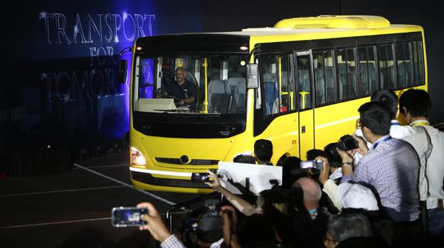 Daimler Buses invigde i veckan sin bussfabrik i Chennai, Indien. Foto: Daimler Buses.