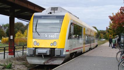Gökunge i kollektivtrafikboet? Stora satsningar har gjorts på de regionala Krösatågen utan att resenärerna har strömmat till. Foto: Ulo Maasing.