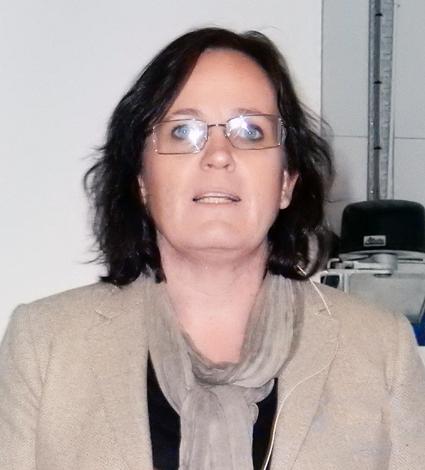 Lotta Brändström, vd för Göteborg Energi. Foto: Ulo Maasing.