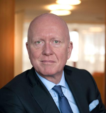 Peter Jeppsson, vd för Sveriges Bussföretag. Foto: Paul Quant.