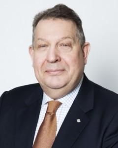 Dömd för stöld: SL-chefen Anders Lindström. Foto: Stockholms läns landsting.