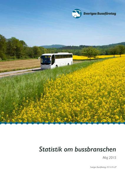 Sveriges Bussföretag har nu presenterat sin årliga statistikrapport om den svenska bussbranschen.
